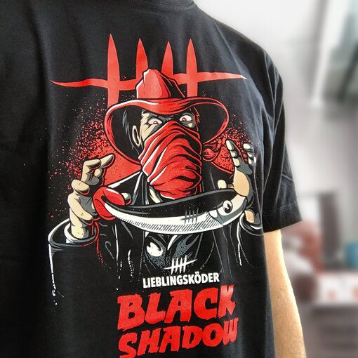 Special Edition - Black Shadow T-Shirt XXL